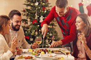 8 consejos para evitar los atracones en Navidad