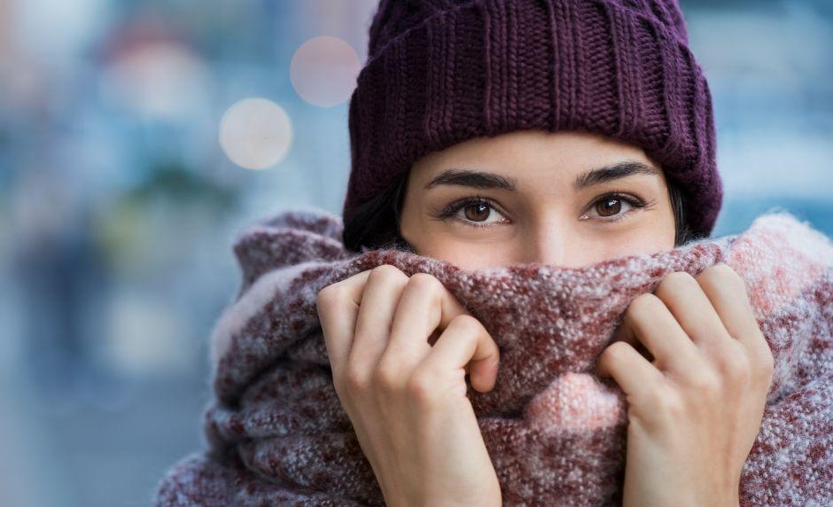 ¿Qué partes de nuestro cuerpo son más propensas al frío?