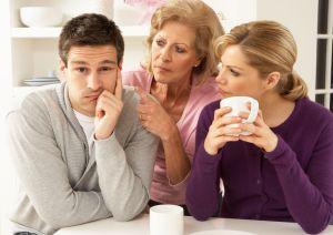 ¿Cómo manejar a los suegros tóxicos?