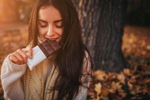 El poder curativo del chocolate amargo