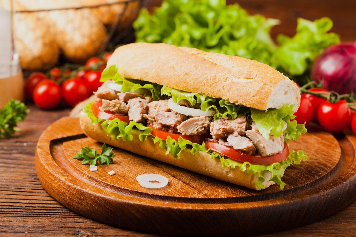 5 sandwiches saludables para comer rico sin salirte de la dieta