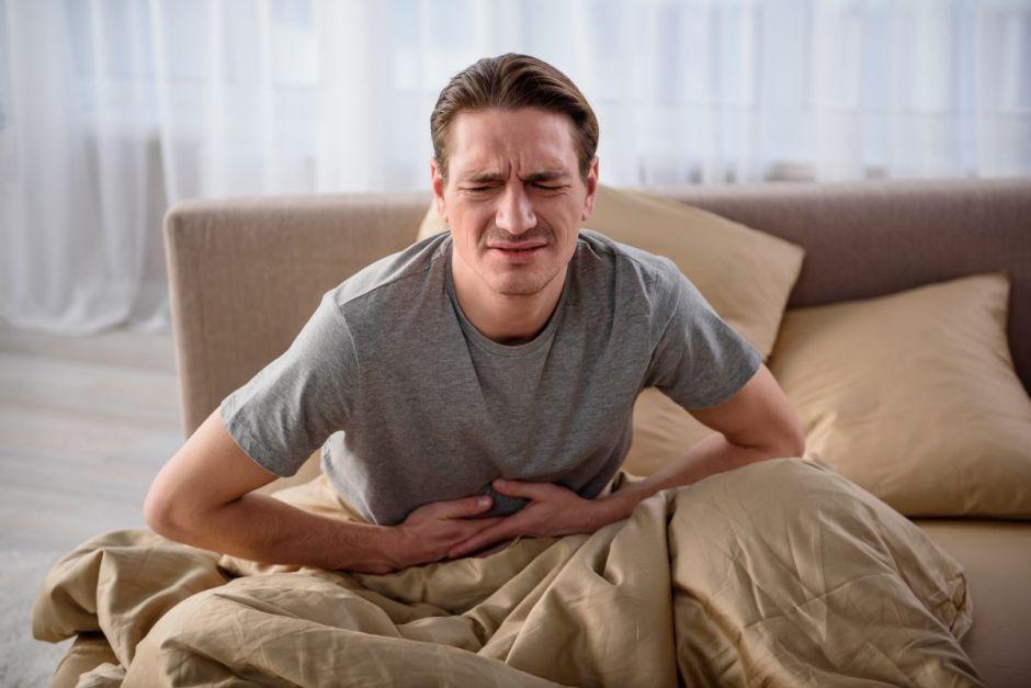 ¿Qué causa la infección por salmonela?