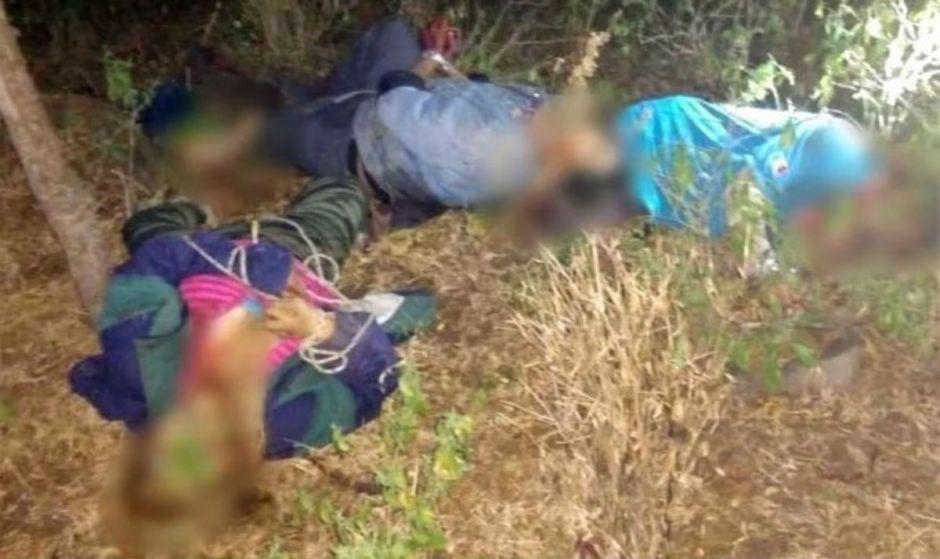 Sicarios del narco matan a familia completa en Michoacán | La Opinión