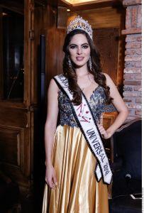 Miss México vistió pantalones de cuero muy ajustados