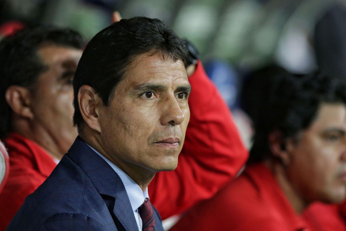Alfonso Sosa, nuevo técnico de los Rayos del Necaxa.