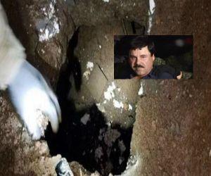 VIDEO: Narcotúnel estilo Chapo Guzmán es hallado por Patrulla Fronteriza en Arizona