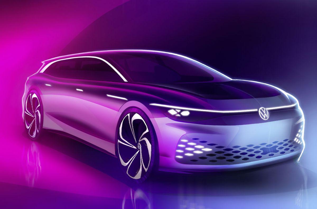 Volkswagen ID Space Vizzion: un nuevo integrante eléctrico