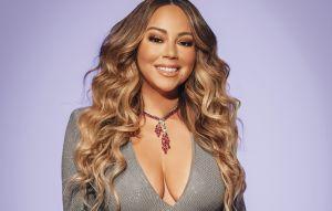 Mariah Carey muestra cómo se ejercita en cuarentena con guantes y desinfectante