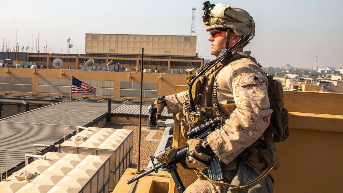 Denuncian a EEUU por atacar de nuevo a paramilitares en Irak antes del funeral de Soleimani