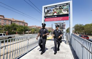 Oficiales de LAPD estuvieron ausentes de casi 700 turnos de patrullaje del sistema Metro en una semana