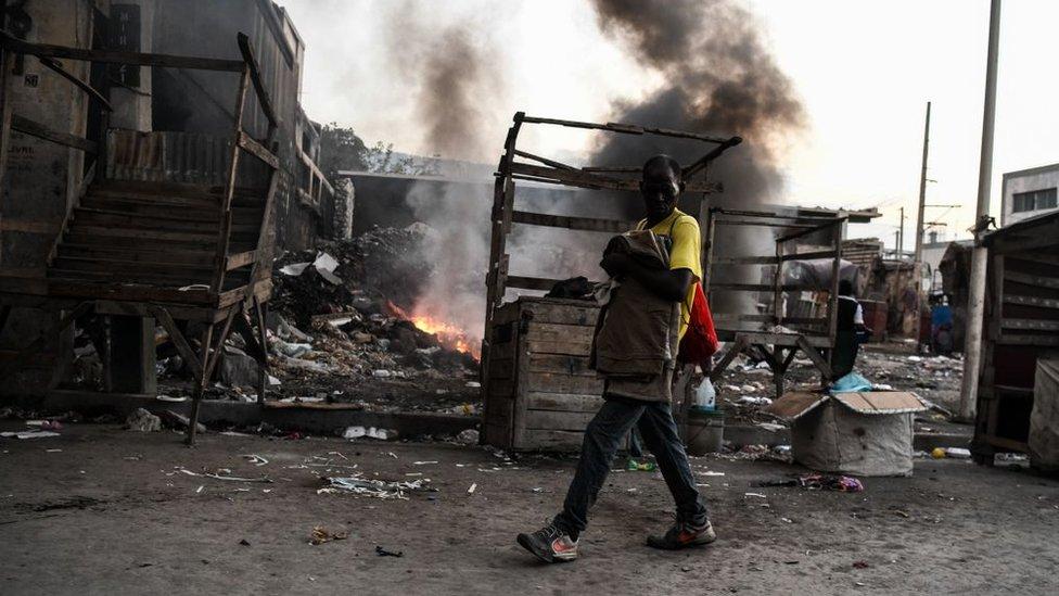 Cinco cosas que devastaron a Haití, antes del sismo de 2010