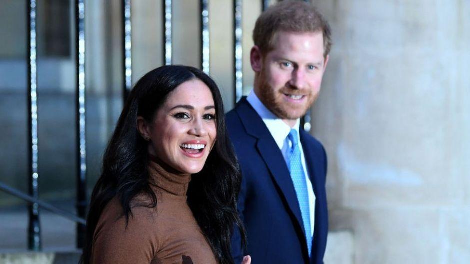 Meghan Markle y el príncipe Harry ya viven en Los Ángeles permanentemente
