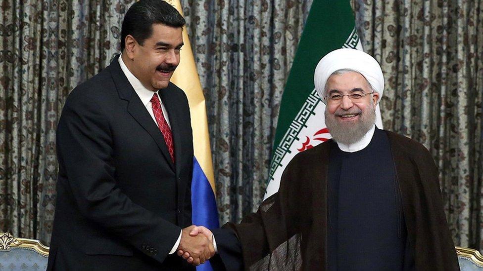 La gran paradoja de las relaciones de Irán con América Latina