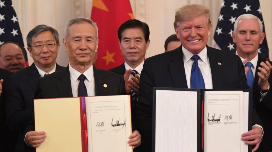 Acuerdo EEUU-China: ¿hay un ganador en la guerra comercial entre las dos mayores economías del mundo?