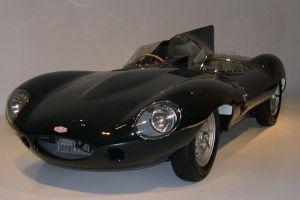 Auto clásico de carrera Jaguar D-Type podrían obtener £ 5.4 millones en una subasta