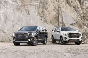GMC revela la nueva generación de la enorme Yukon