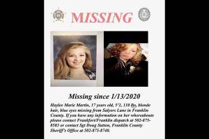 Videntes ayudan a la policía a encontrar a una mujer desaparecida