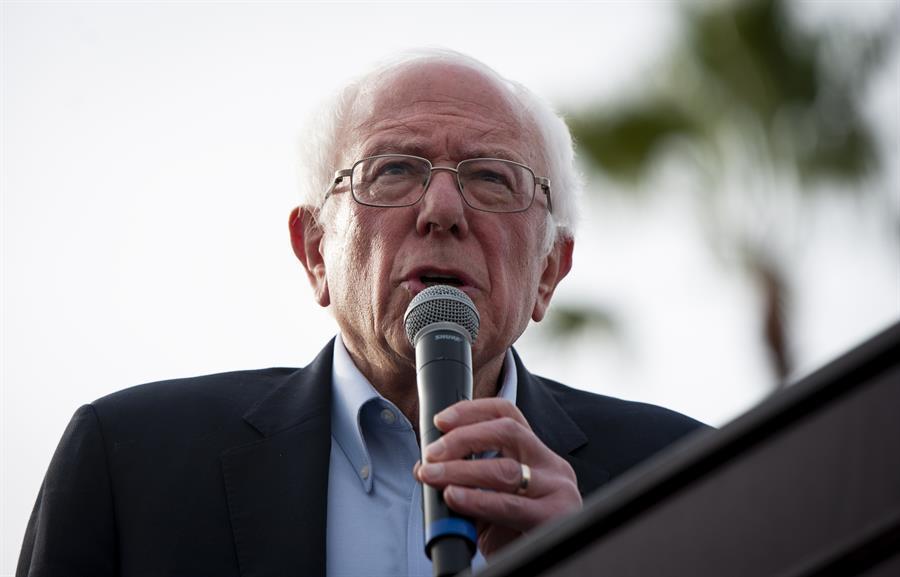 Bernie, el preferido para vencer a Trump, entre los latinos de California