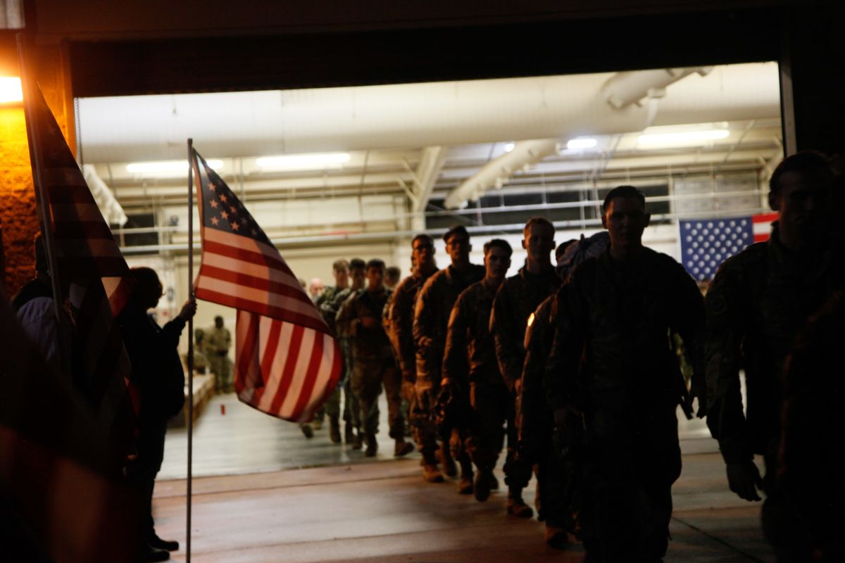 Irán ataca con misiles dos bases aéreas con tropas de Estados Unidos en Irak