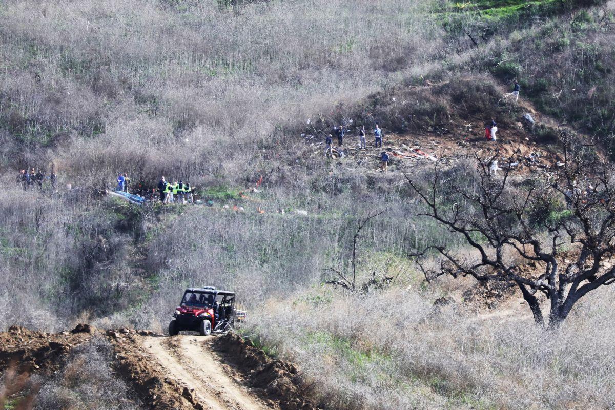 ¿Es real el video viral asociado al accidente de helicóptero en el que murió Kobe Bryant?