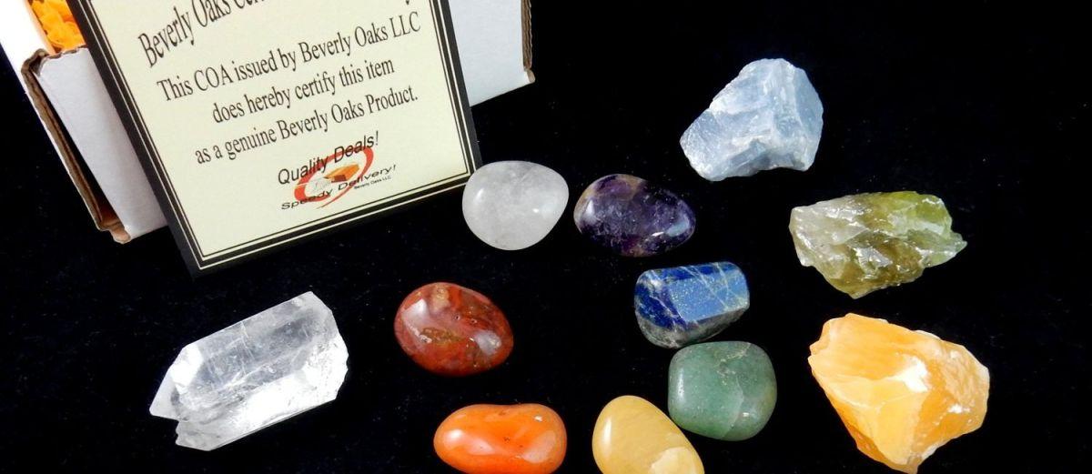 4 juegos de piedras preciosas para mantener estables tus chakras