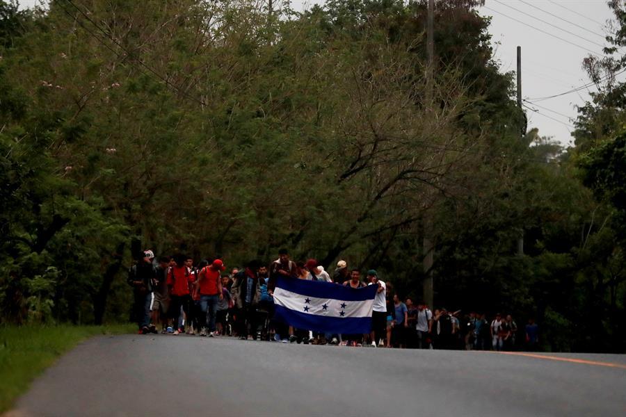 Caravan Migrante/EFE