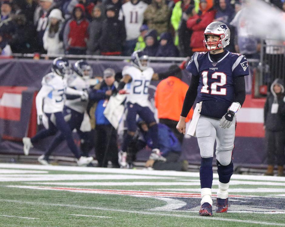 ¿Fue el final de Tom Brady? No, pero se puede esperar verlo este año con otro equipo
