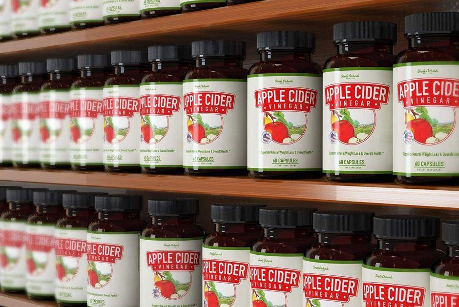6 supresores de apetito hechos con sidra de manzana por menos de $30