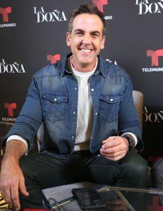 """Carlos Ponce habla de 'La Doña 2' y de su compromiso: """"Viene duro y fuerte el 2020, con el pie derecho y el anular izquierdo"""""""
