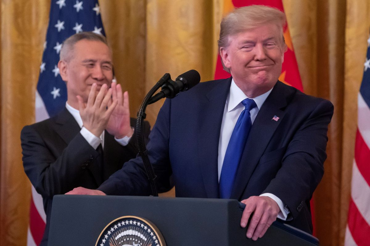 Presidente de China deja plantado a Trump, pero se firma la tregua a la guerra comercial