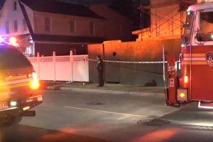 ¡Terrorífico hallazgo! Bomberos apagan incendio en Queens y encuentran el cuerpo maniatado de un hombre quemado