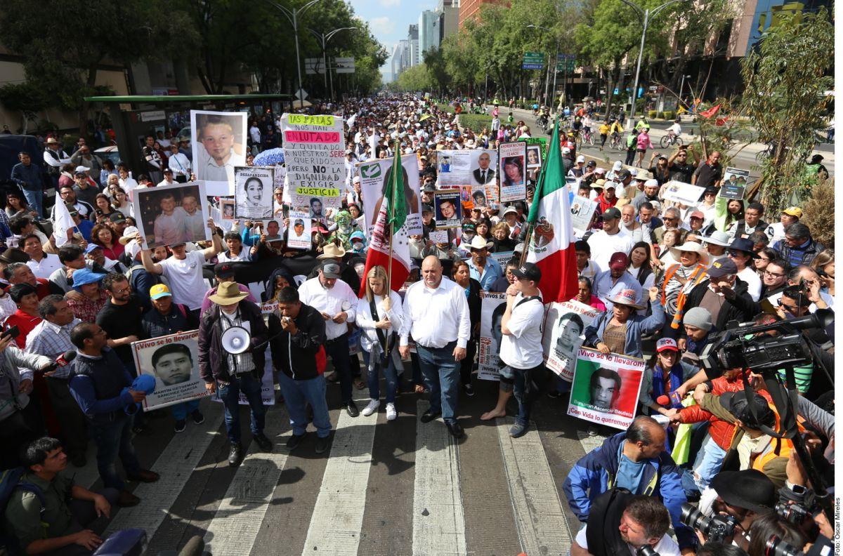 Javier Sicilia y Julián LeBarón rechazaron reunirse con secretaria de Gobernación