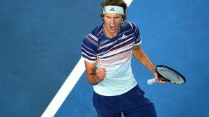 ¡Tipazo! Si Alex Zverev gana el Australian Open donará todo el premio