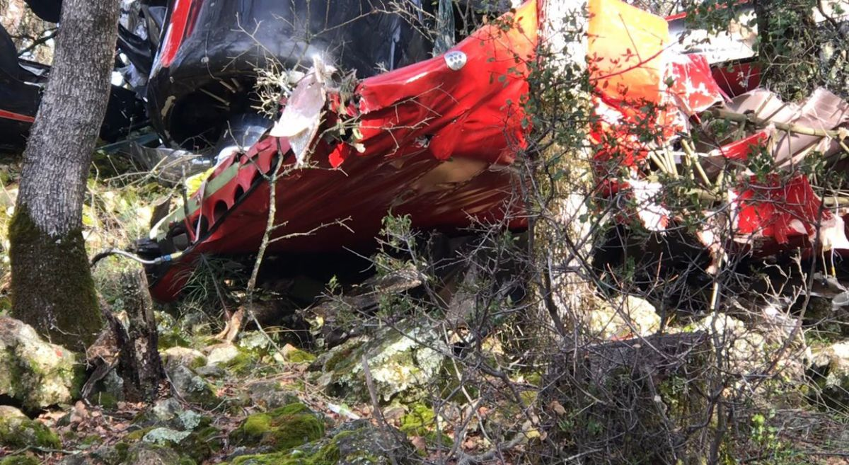 Avión se estrella en California: mueren padre e hijo