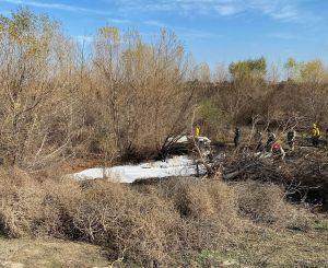 Avión se estrella cerca del aeropuerto de Corona, California: fallecen 4 personas
