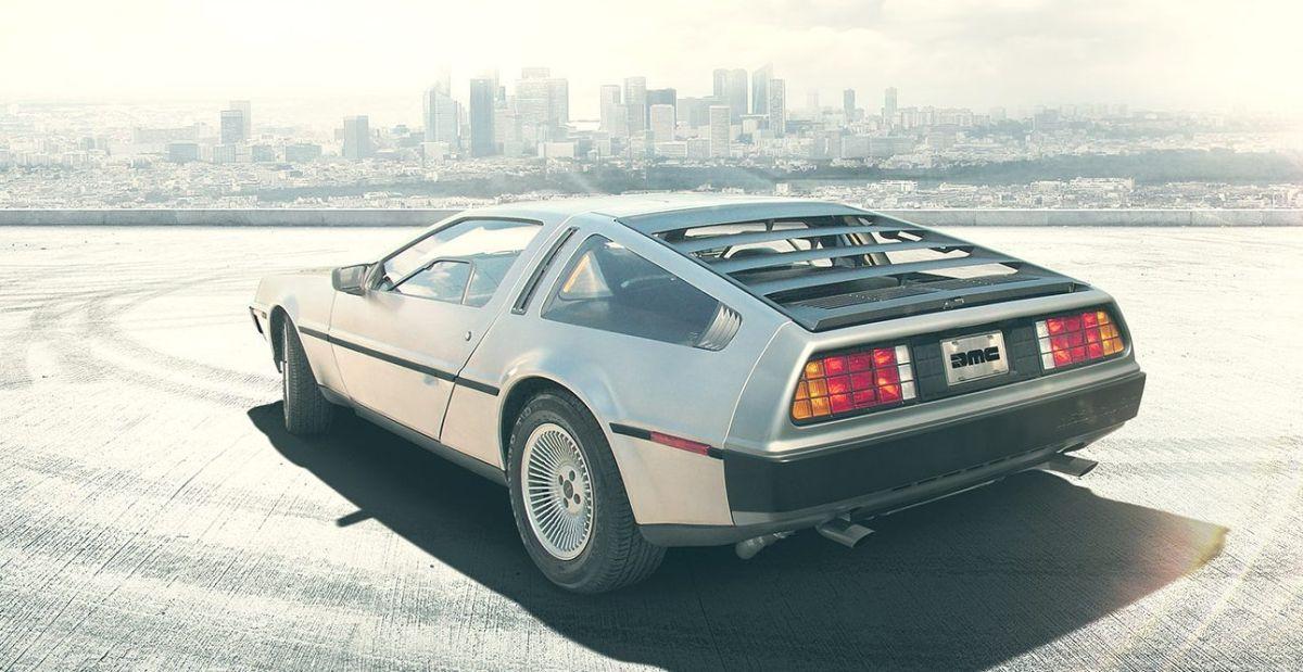 DeLorean regresa con sucesor del auto del futuro en 2021