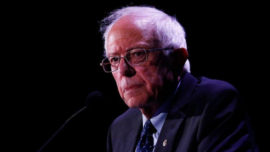 Prevén victoria de Sanders en primeras votaciones. Demócratas temen que pase como con Trump