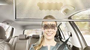 Este invento mantendrá tus ojos protegidos del sol mientras conduces