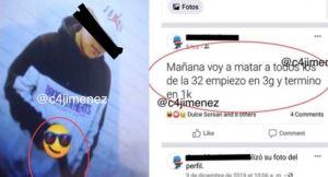 """""""Mañana voy a matar a todos los de la Secundaria 32"""", alumno anuncia tiroteo en escuela de Ciudad de México"""