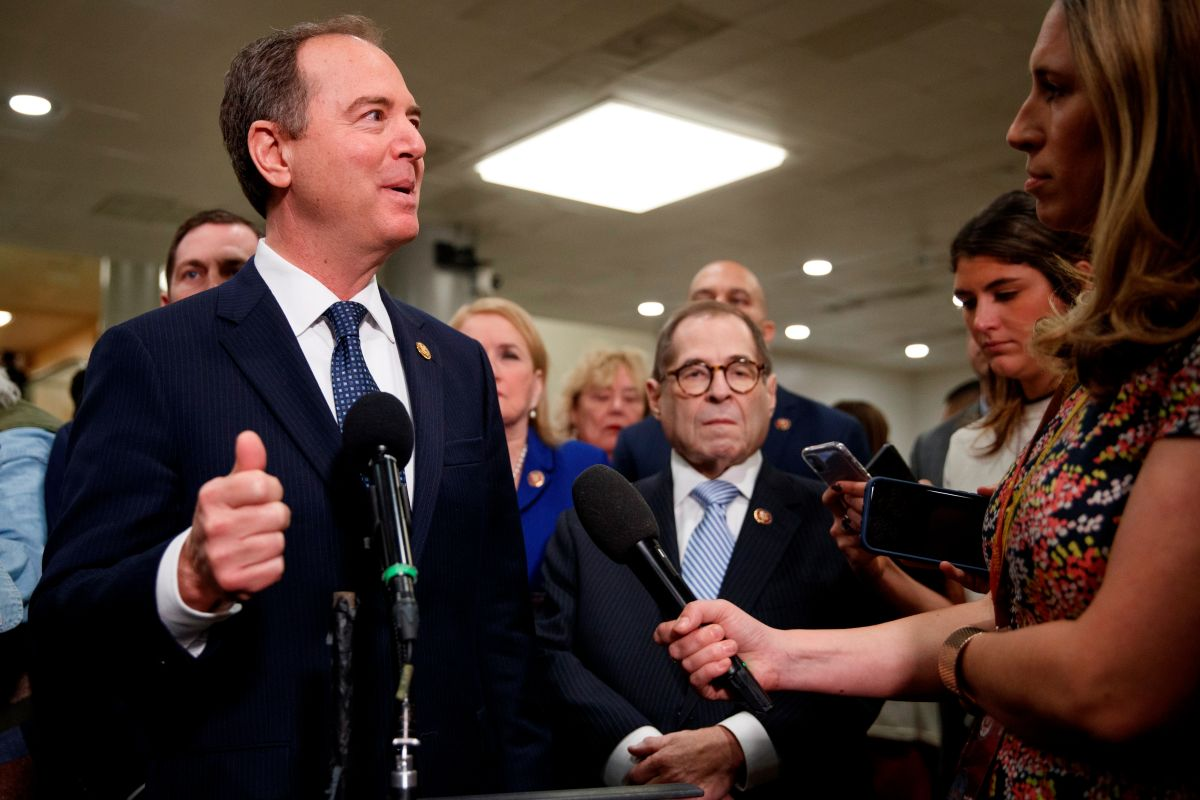 ¿Qué lograron los demócratas en el segundo día de juicio político contra Trump?