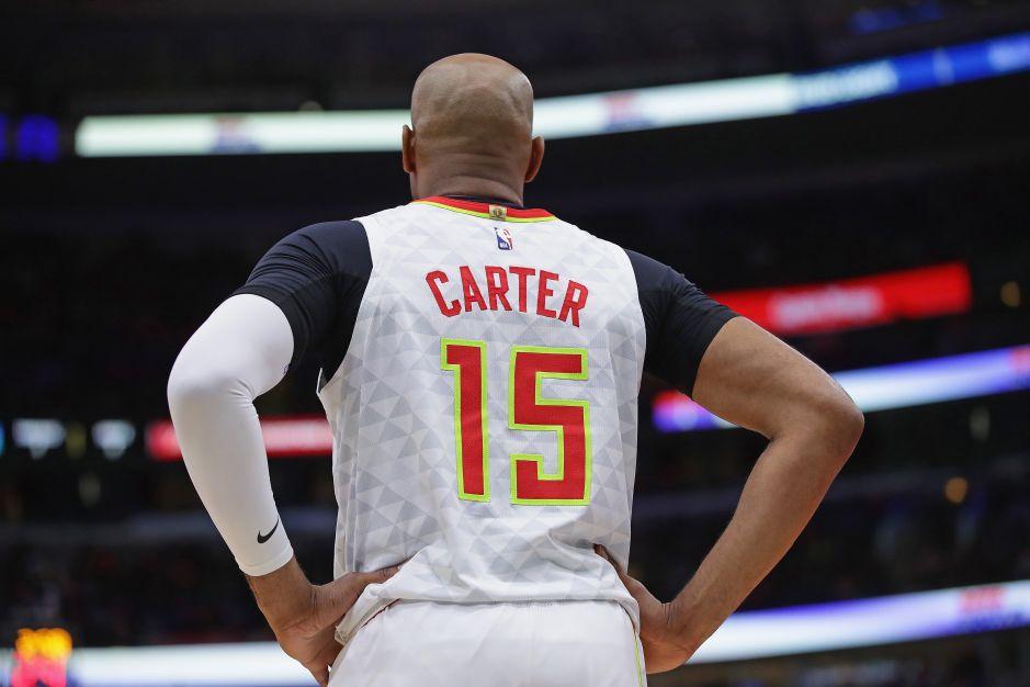 Inhumano: no hay récord más impresionante en la NBA que el que acaba de romper Vince Carter
