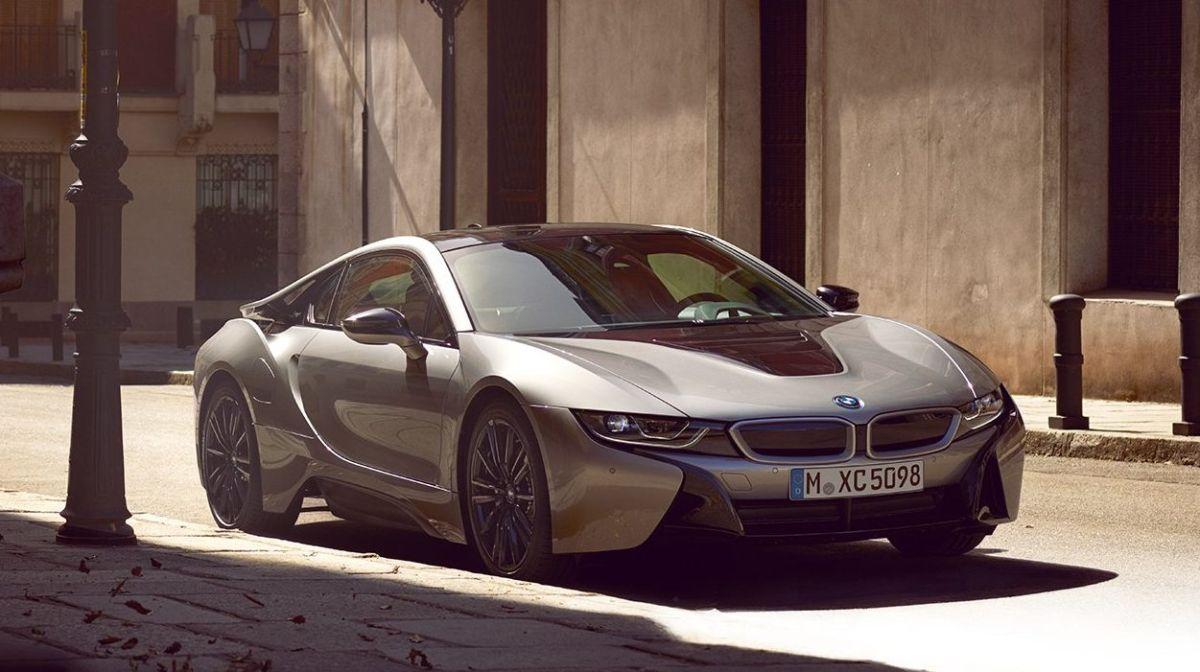 BMW i8 Crédito: Cortesía BMW