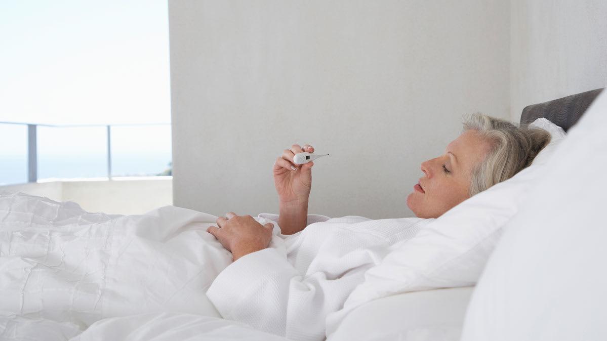 Protégete contra las complicaciones de la influenza