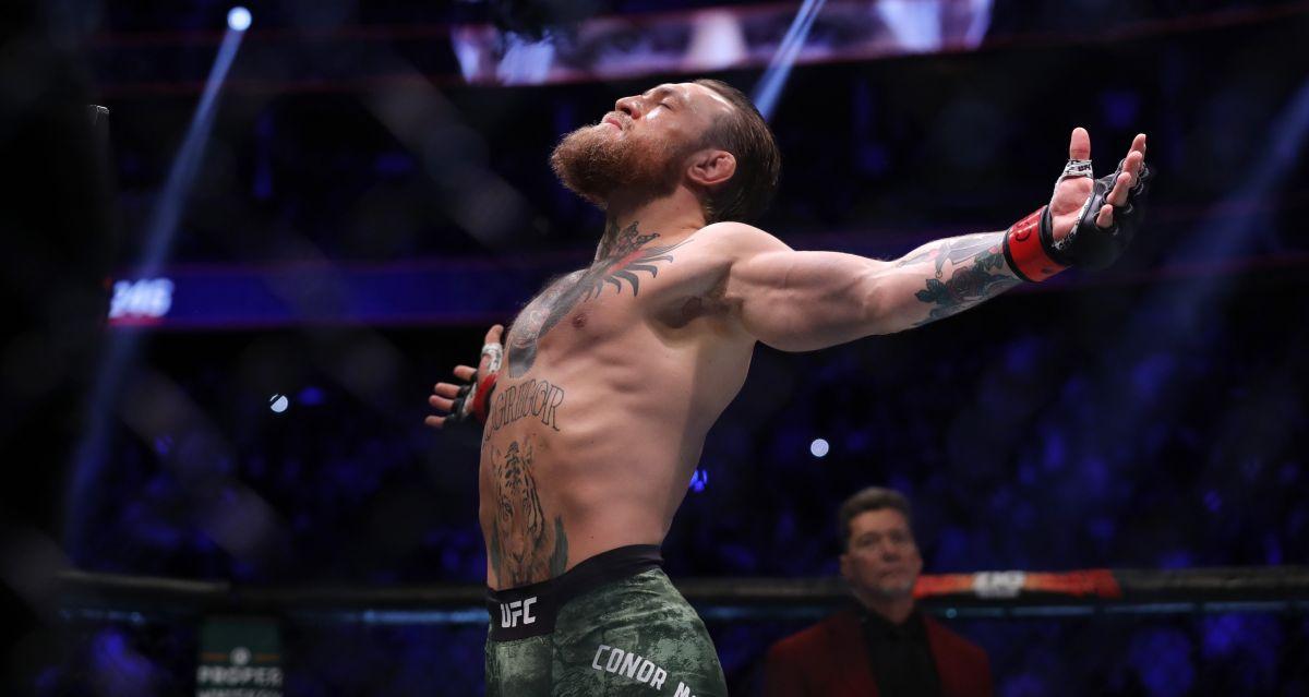 UFC confirma que Conor McGregor saldrá de su retiro para revancha contra Dustin Poirier