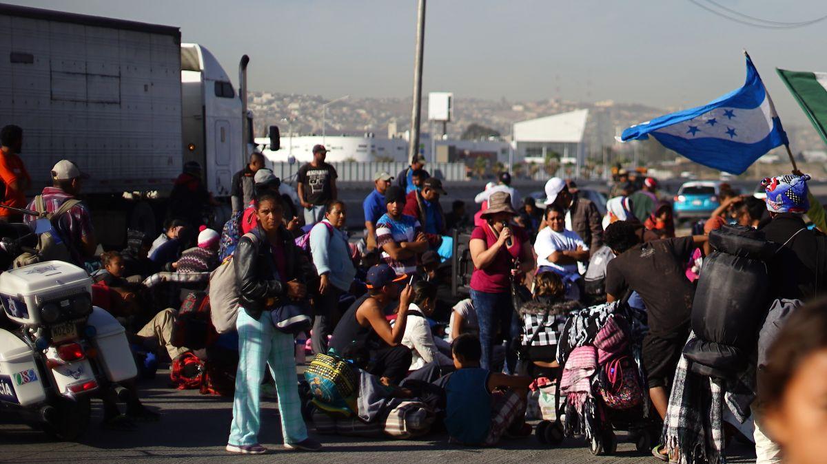 De más de 50 mil casos de asilo, solo 11 han sido aprobados en la frontera