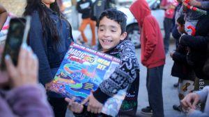 Llegan a Tijuana los Reyes Magos desde Fresno, California