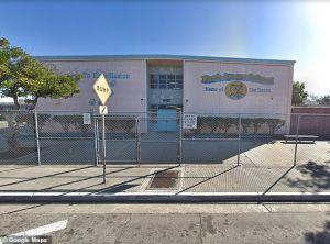 Avión bota combustible sobre estudiantes de primaria de Los Ángeles