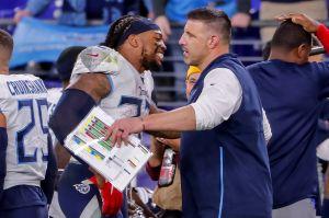 ¡No se cortará el pene! Coach de Titans se retractó de su promesa en caso de ganar el Super Bowl