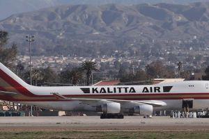 Aterriza en Riverside el avión con 200 evacuados de China por el coronavirus