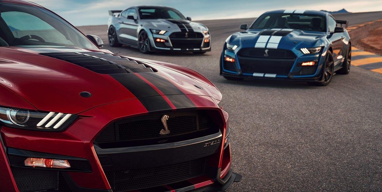 La Cobra Mas Poderosa Llega A Mexico Conoce El Nuevo Ford Mustang Shelby Gt500 La Opinion